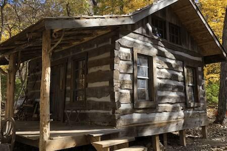 Ashburn Log Cabin