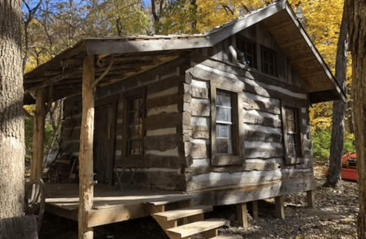 Ashburn Log Cabin
