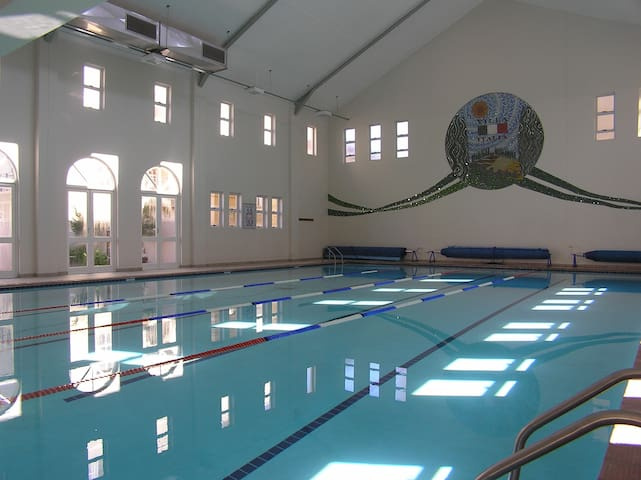 Indoor Pool Not available due to water restrictions in Cape Town