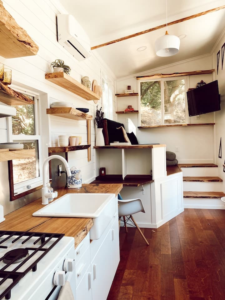 Topanga Canyon Tiny Home Oasis in the Forest