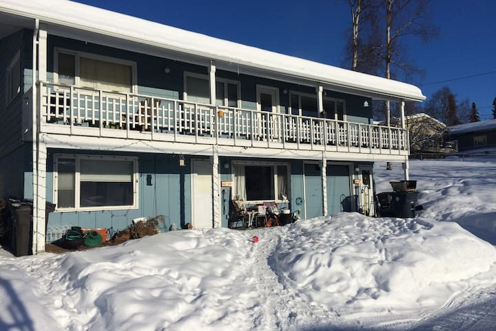 2 Bedroom in Downtown Anchorage - Anchorage - Leilighet
