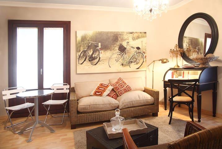 Apartamento con encanto en Barbastro