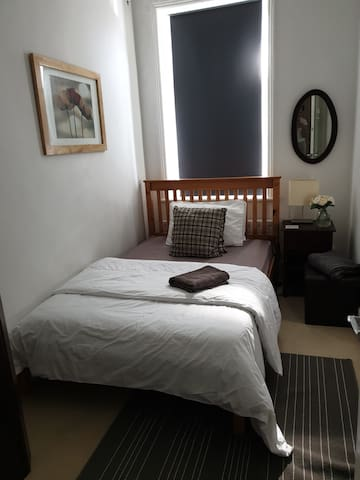 Single room, Double bed. Wallsend UK