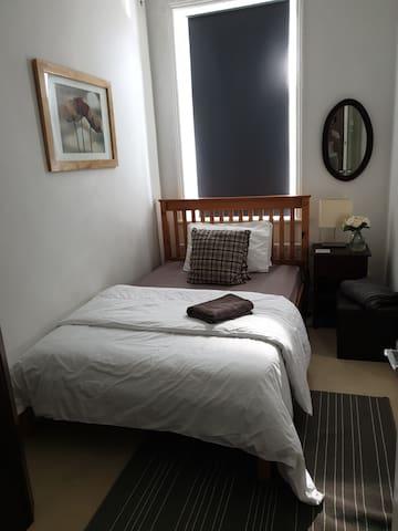 Single room, Double bed. Wallsend UK