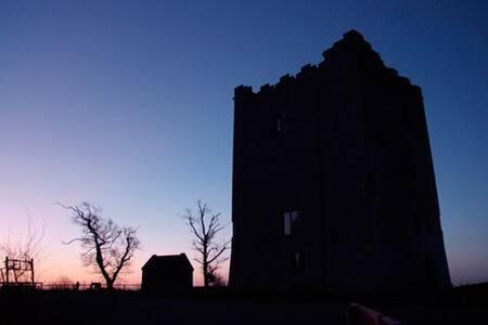 Killahara Castle - Near Thurles - Castle