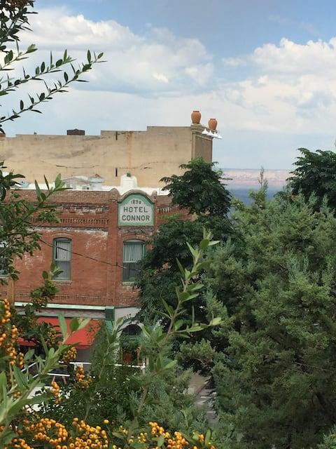 Sweet spot above Main Street