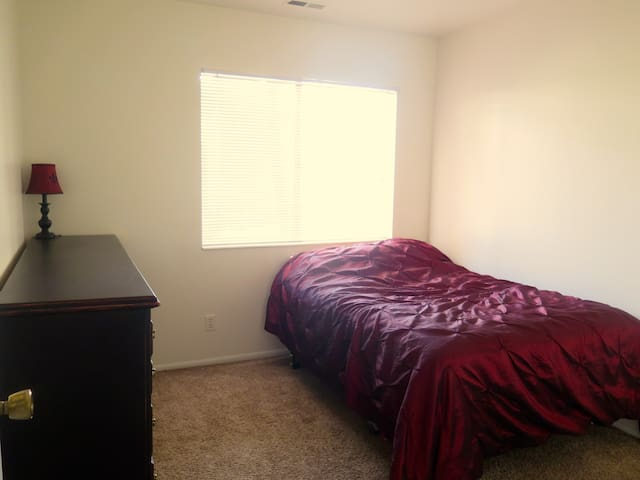 Private bedroom - Salt Lake City - Apartamento