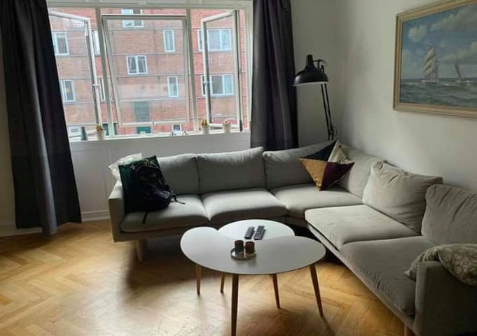 Central located fully equipped apartment for rent