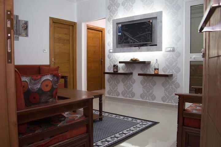 Joli Appartement se compose de deux chambres