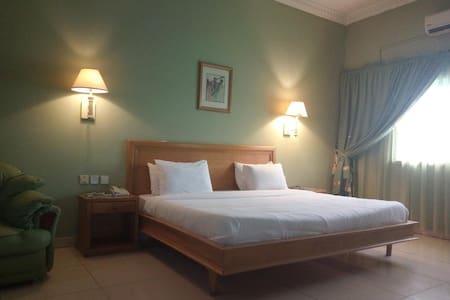 Asaa Pyramid Hotel - Royal Suite