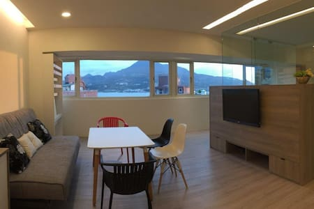 Apartment with amazing river view - Tamsui District - Huoneisto