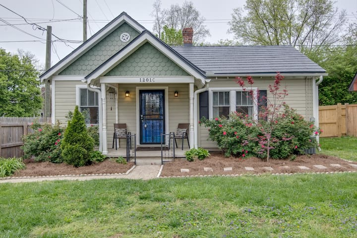 Nashville Cottage at 5 Points