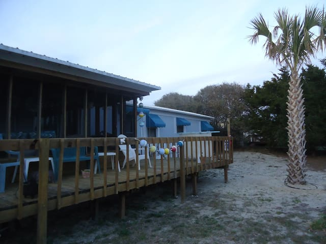 Skis Nest, an affordable Family beach get away