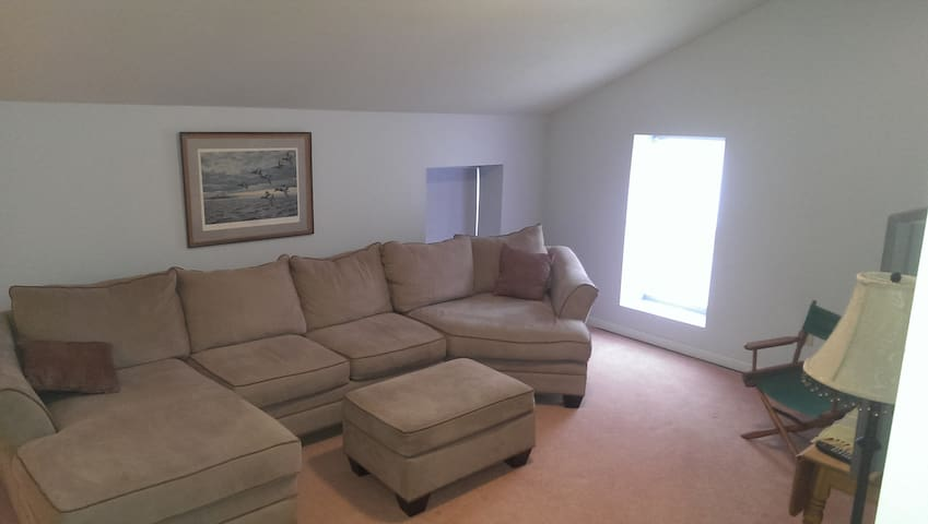 Clean, comfortable 2 bdrm Apt. Great location. - Oswego - Flat