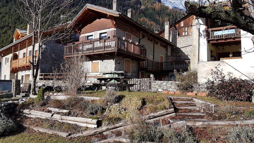 Appartamento in baita al Melezet - Bardonecchia - Wohnung
