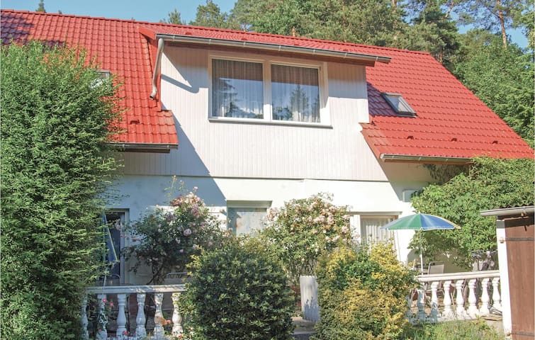 Holiday apartment with 1 bedroom on 33m² in Liepe