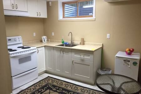 Spacious apartment steps from University of Guelph - Guelph - Appartement