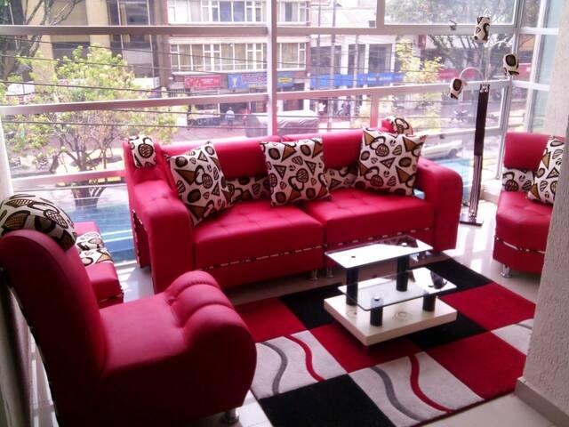 Habitaciones confortables para su estadía. - Bogotá - ที่พักพร้อมอาหารเช้า