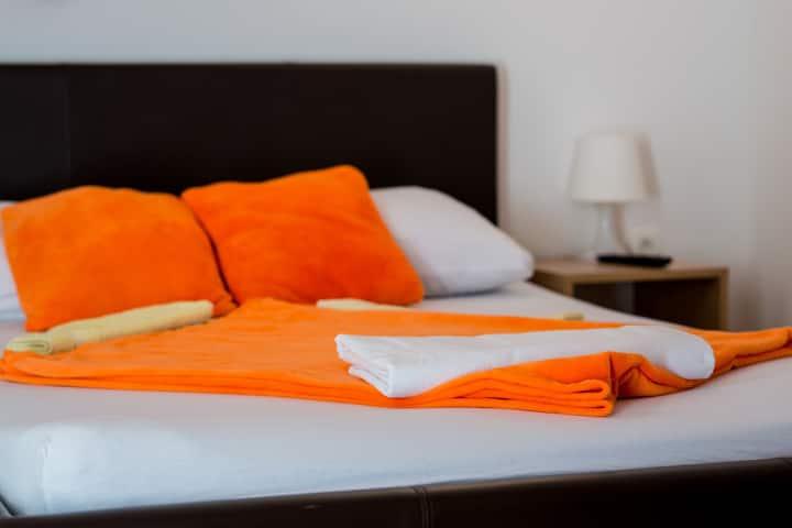 Cozy double room Zagreb