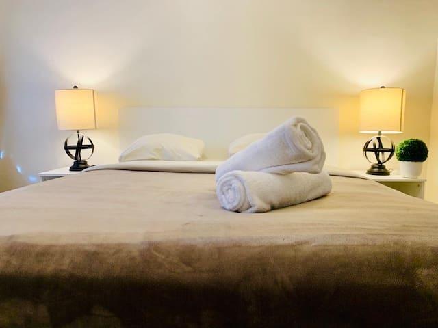 Cozy Private Bedroom in USC Downtown LA