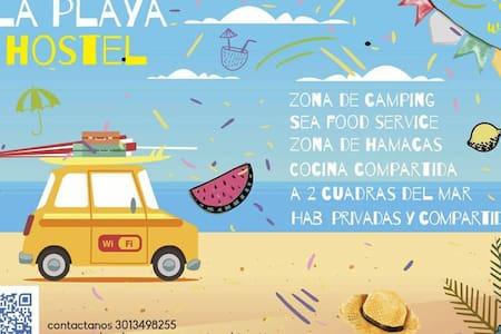 Hostal La Playa - Santa Marta