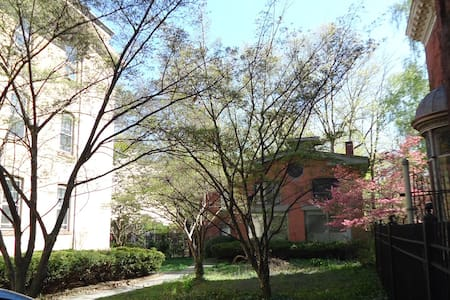 Sweet Carriage House, Walk to Yale - Apartment