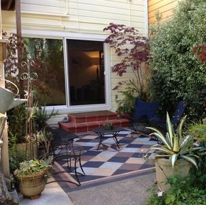 Comfy Garden Guest - San Francisco - House