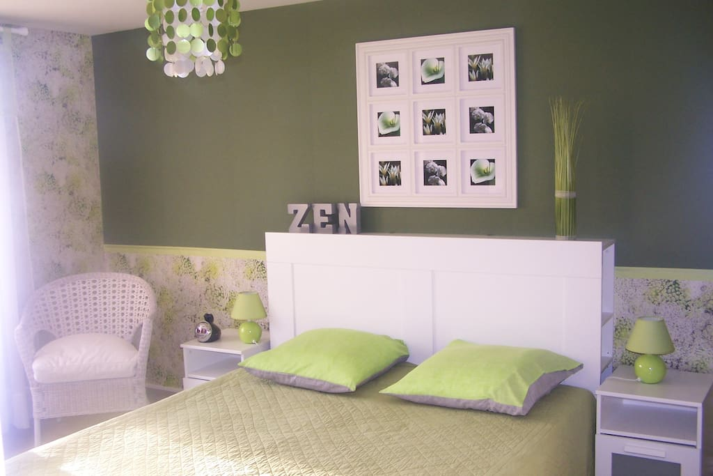 Chambre Chlorophylle