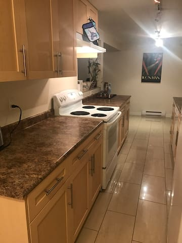 Central lonsdale - North Vancouver - Apartment
