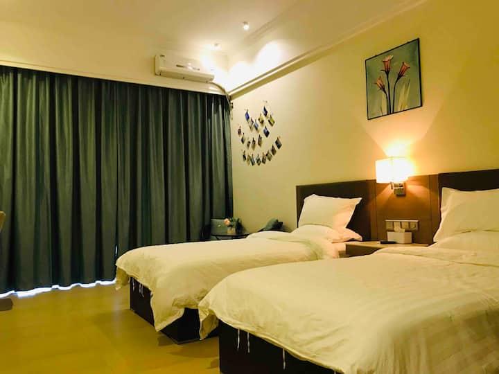 沙扒湾沙巴岛高层海景公寓1605房