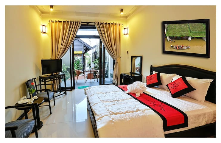 Green Tea Homestay - tp. Hội An - Bed & Breakfast
