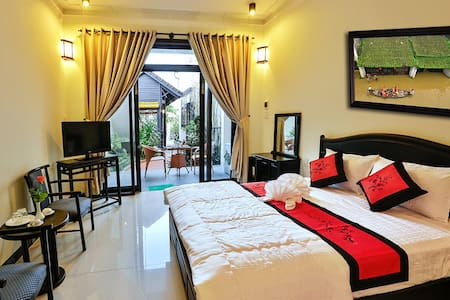 Green Tea Homestay & Villa with Pool.