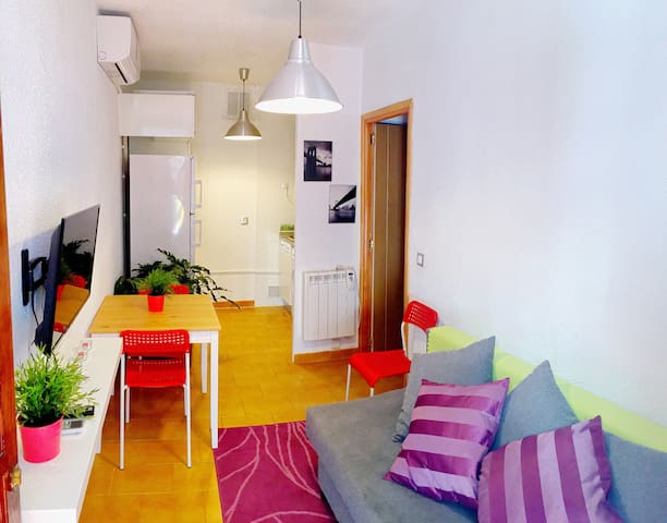 Awesome Flat @ Madrid City Center - Madrid - Departamento