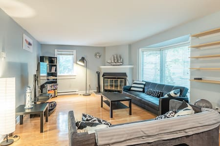 South End 2BR/1BA Condo - Close to Everything