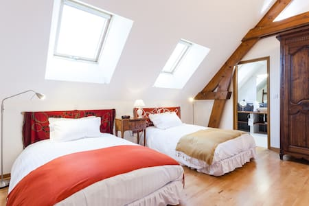 Boutique hotel style near Paris - Bed & Breakfast