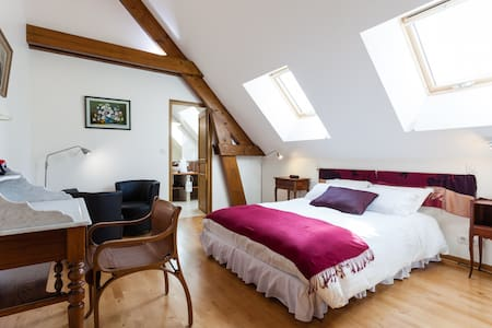 Boutique hotel style near Paris - Saint-Ouen-sur-Morin