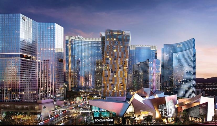 *VDARA Strip Suite*COMPED Resort & Prkng*Pool View