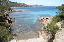 Partez à la découverte des plages les plus connues : Sta-Ghjulia, Palombaggia et des plus secrètes : Porto-Novo...