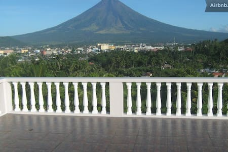 3 Rooms: 2 Bedrooms & Dinning Room. - Legazpi City