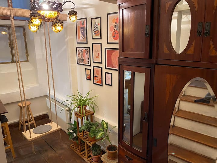 Galata Historical and Charming Apartme4TH