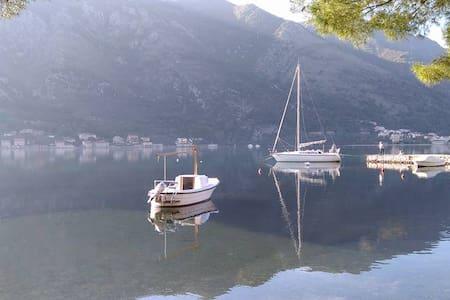 hostel dobrota 89 kotor montenegro - Muo