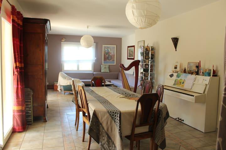 Maison aux portes de la garrigue - Aubais - Casa