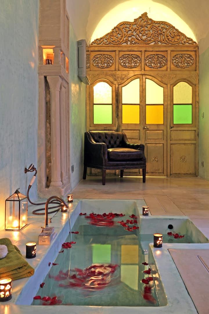 Dar Sabri, suite Or