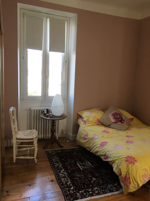 Chambre d 39 h tes la chambre d 39 amour bayonne chambres for Chambre hote limousin