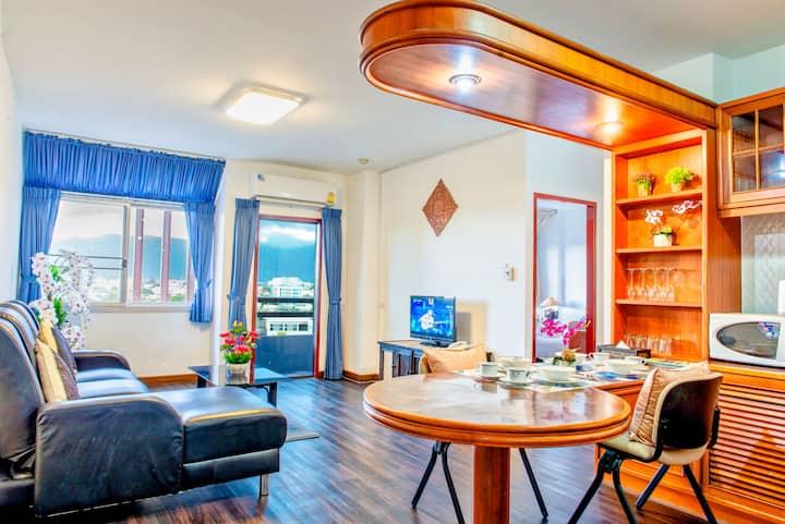Family Suite next to Night Bazaar - best area ★★★★★