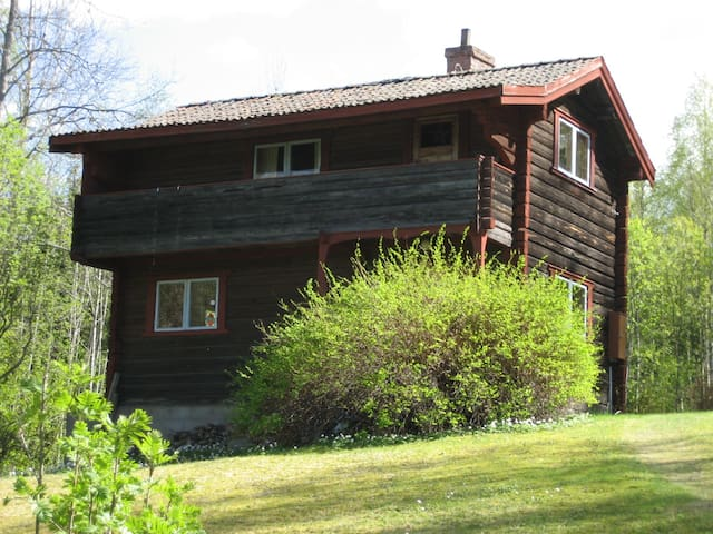 Summer cottage away from town - Siljansnäs - Srub