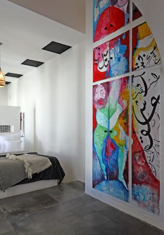 Dar Sabri, suite Ymen  - Nabeul‎ - Bed & Breakfast