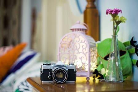 小皮匠与摄影师的小窝 。大象房【独卫】loto - 重庆 - 公寓