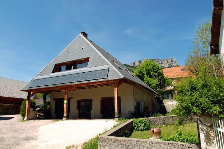 Gîte Le Sappey en Chartreuse