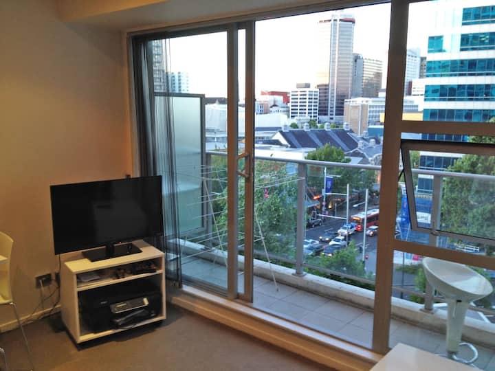 CBD room in apartment